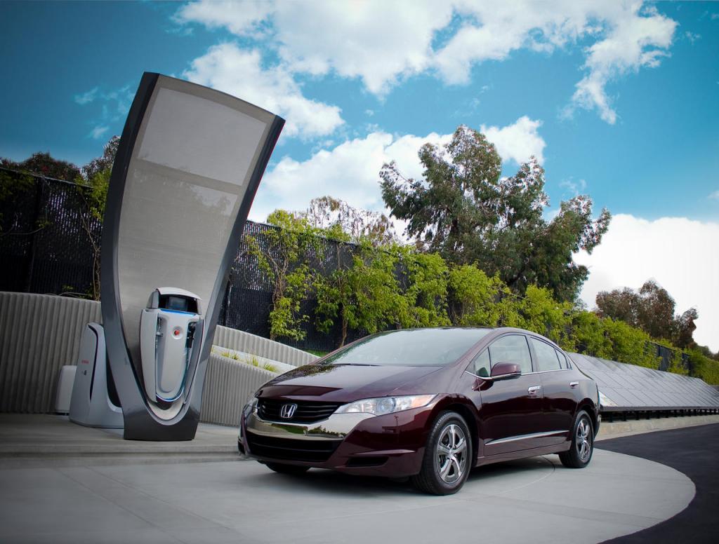 Honda hat eine neue Solar-Wasserstoff-Tankstelle für den Hausgebrauch