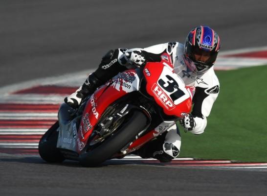 Honda unterstützt Holzhauer-Team in der IDM