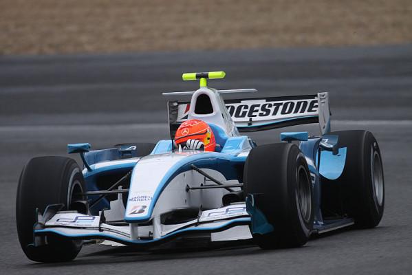 Ickx: Fahrerisch ist Schumacher überlegen: Er muss Rosberg zerstören