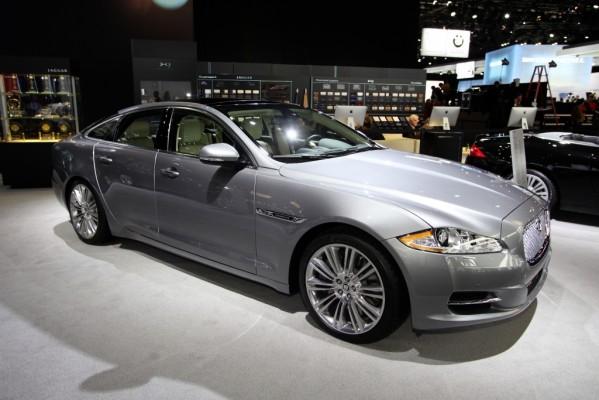 Jaguar und Land Rover mit Rückenwind ins Jubiläumsjahr