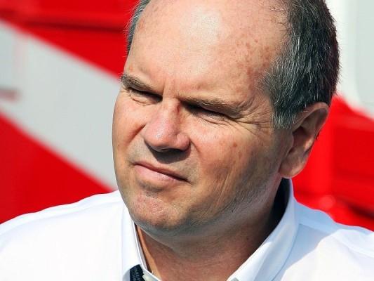 John Anderson wird USF1-Teammanager: Eine US-Legende