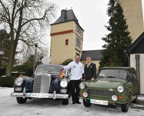 """Lafer und Lichter als Schirmherren: """"Stromburg-Classic"""" in Hunsrück und Nahetal"""
