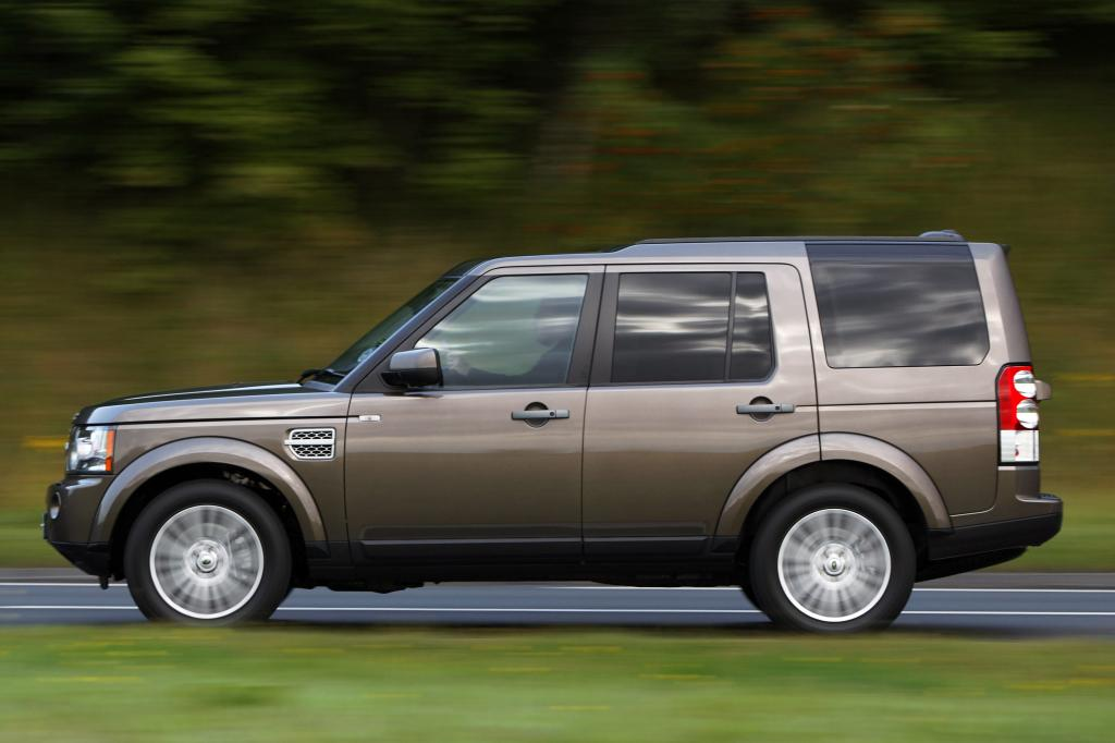 Land Rover Discovery 4.