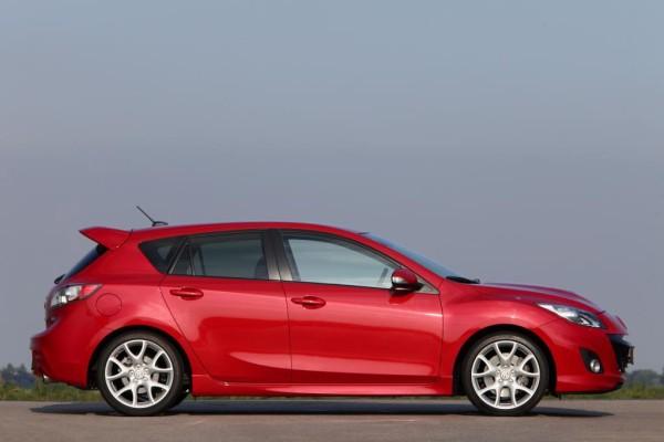 Mazda legte um 6,7 Prozent zu