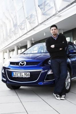 Mazda verlängert Partnerschaft mit Tim Mälzer