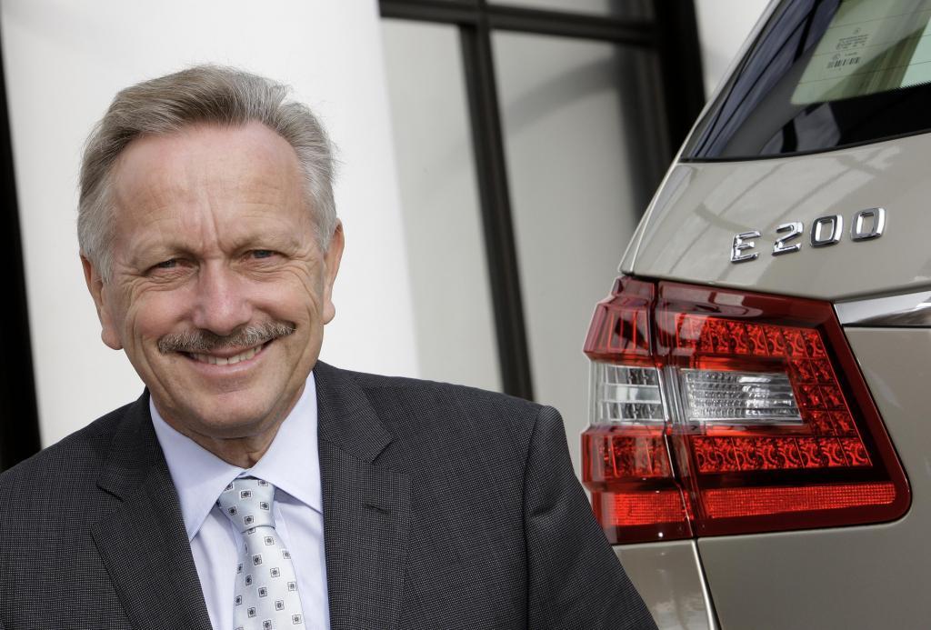 Mercedes-Benz: ''Perfektion, Faszination und Verantwortung''