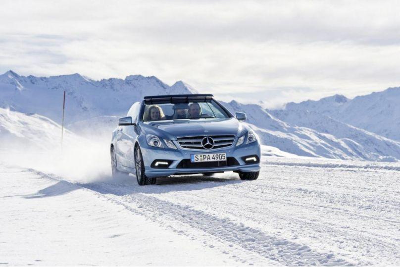 Mercedes-Benz: Verkaufsfreigabe für das E-Klasse Cabrio