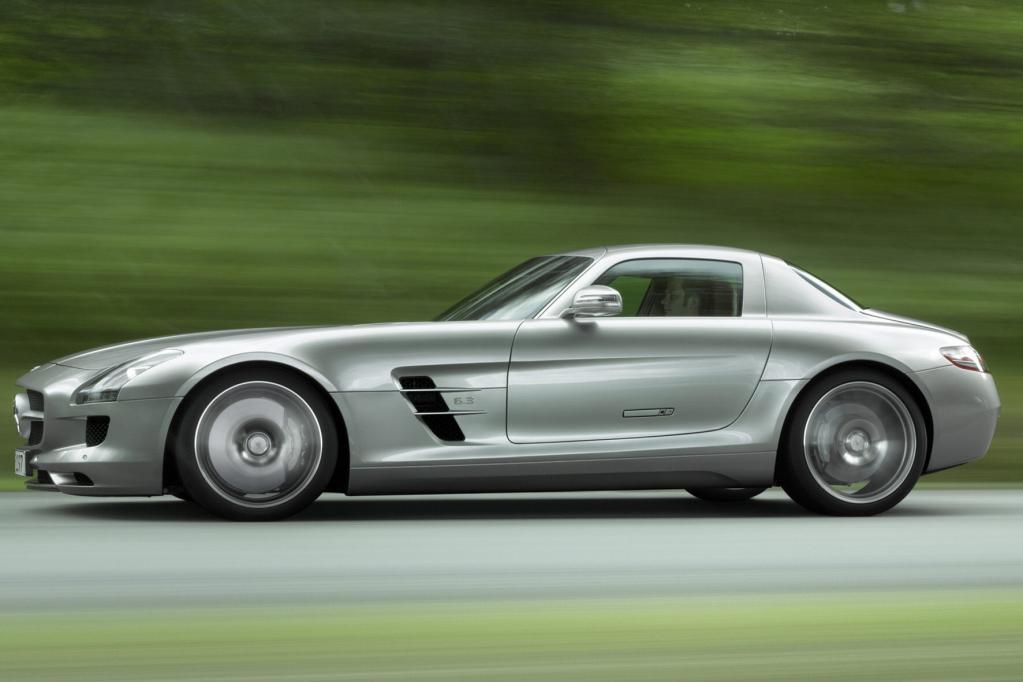 Mercedes SLS AMG: Fertigung in Handarbeit startet - Bild(10) - Bild(10)