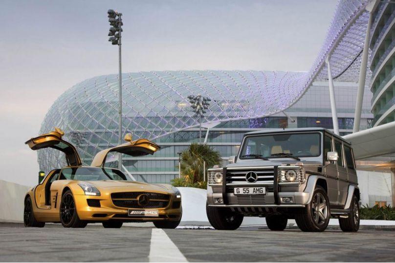 Mercedes SLS AMG: Fertigung in Handarbeit startet - Bild(4) - Bild(4)