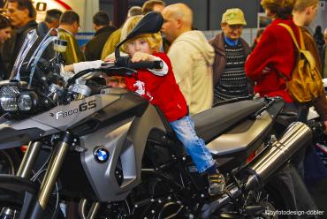 Messe Faszination Motorrad in Karlsruhe bestens angekommen
