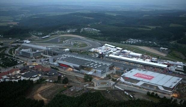 Nürburgring zieht Halbjahresbilanz