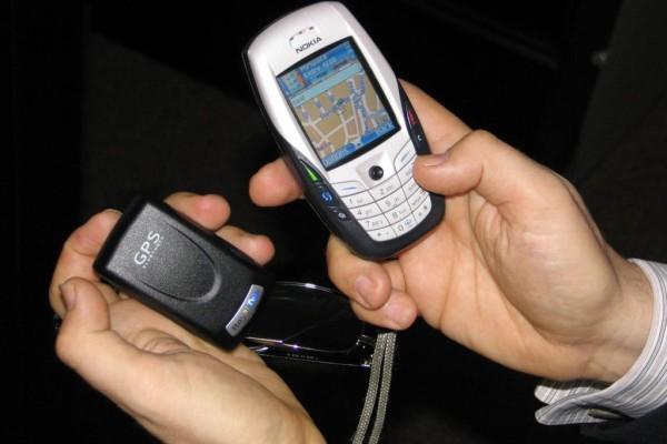 Navigation über das Mobiltelefon hat Nachteile