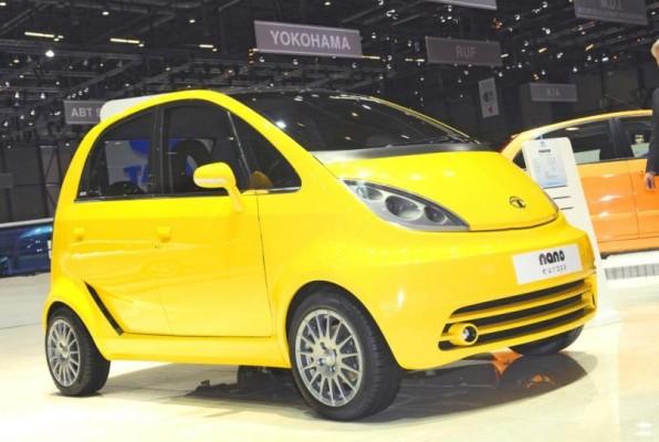 New Delhi Auto Expo: Kleinwagen-Boom in Indien