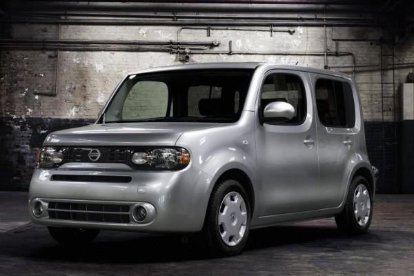 Nissan Cube: Das fahrende Wohnzimmer
