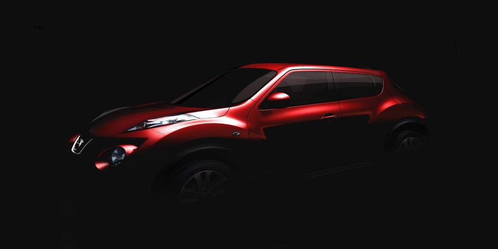 Nissan Juke: Extravaganter Crossover von Nissan