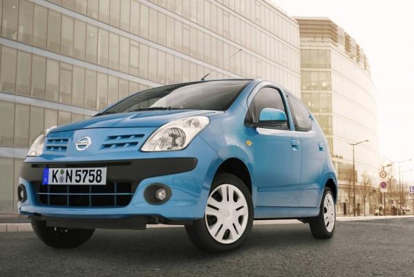 Nissan mit Null-Finanzierungsaktion für City Cars