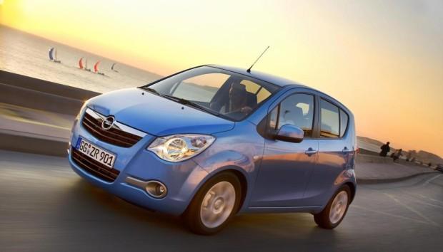 Opel Agila ''Wertmeister 2010''