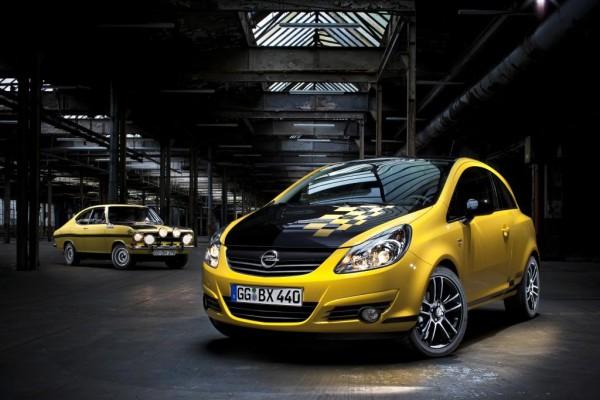 Opel Corsa Color Race weckt Erinnerungen