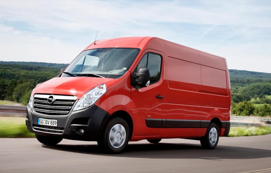 Opel will mit dem Movano zum Lademeister werden - Bild