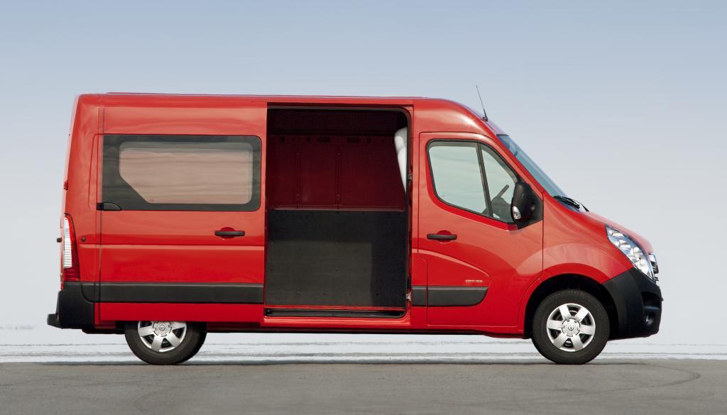 Opel will mit dem Movano zum Lademeister werden - Bild(2)