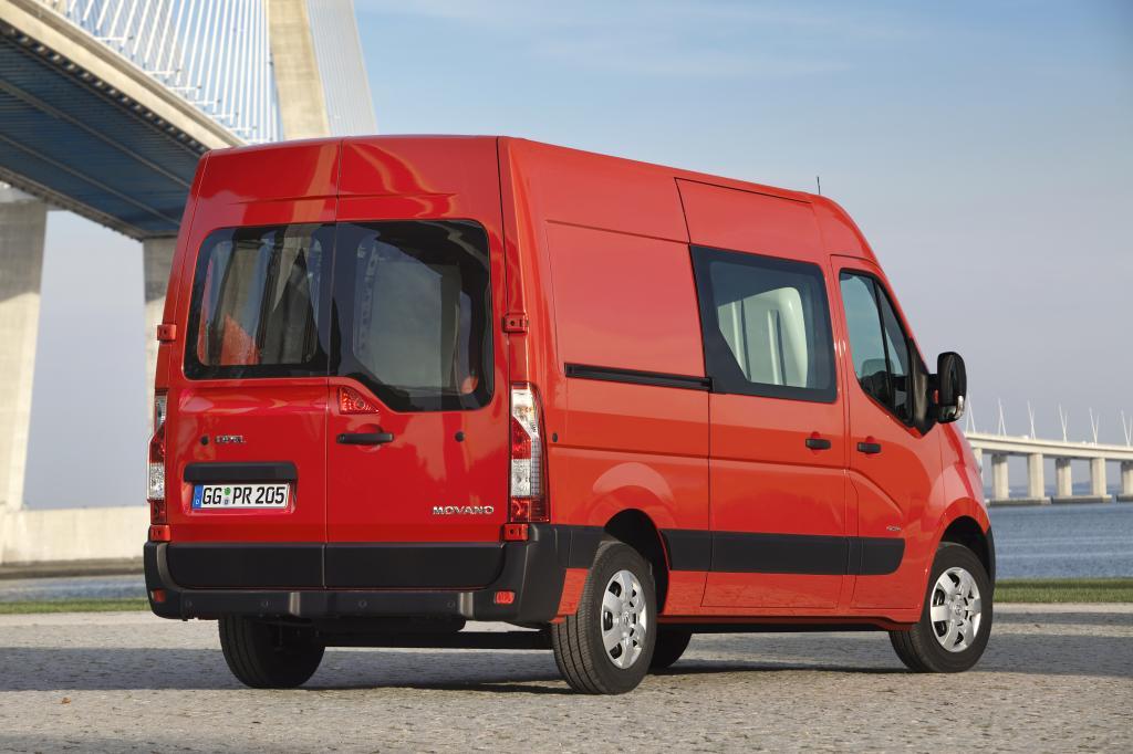 Opel will mit dem Movano zum Lademeister werden - Bild(3)