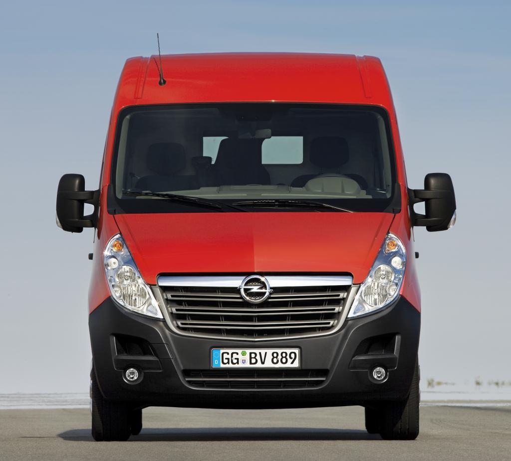 Opel will mit dem Movano zum Lademeister werden - Bild(4)