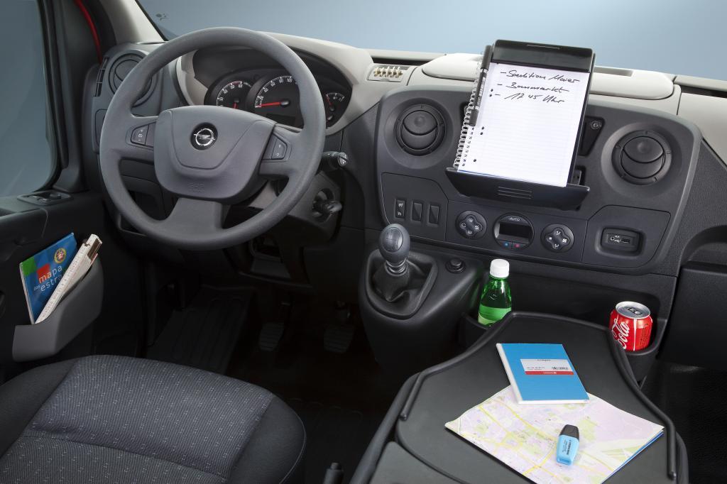Opel will mit dem Movano zum Lademeister werden - Bild(5)