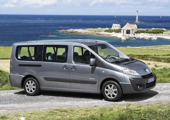Peugeot Expert Tepee Vagabond mit Aufstelldach und Küchenmodul bestellbar