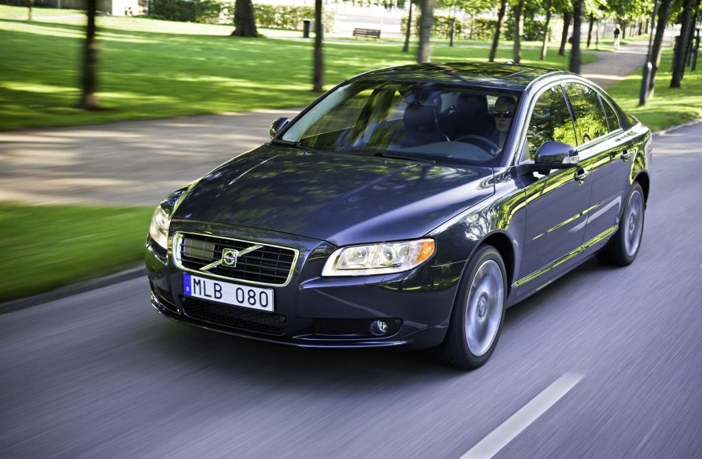 Platz 12: Volvo S80. Nordische Oberklasse - nichts für die Masse (423).