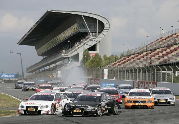 Provisorischer Kalender für 2010: Neun plus ein Rennen