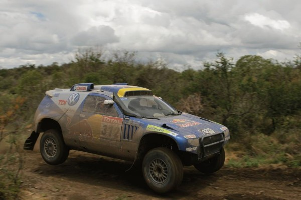 Rallye Dakar: Drei VW-Piloten auf den ersten vier Plätzen