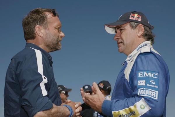 Rallye Dakar: Tagessieg und Führung für VW-Team