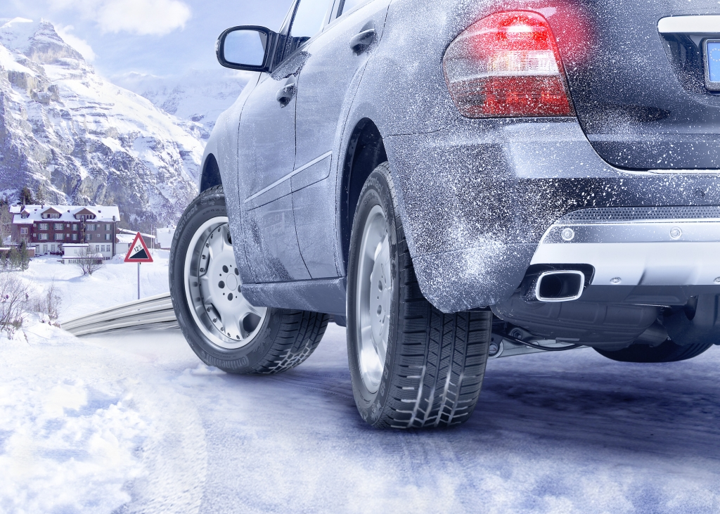 Ratgeber: Falsches Verhalten auf winterlichen Straßen kann teuer werden