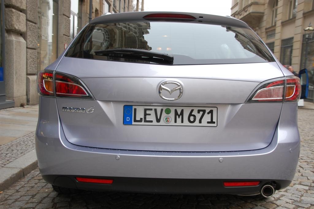 Regular Everyday Normal Guy – der Mazda 6 Kombi im Test