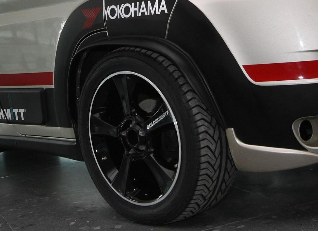 Reifen aus dem Hause Yokohama