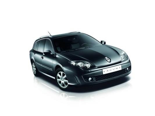 Renault Laguna Sportway: Sondermodell mit sportlicher Ausstattung