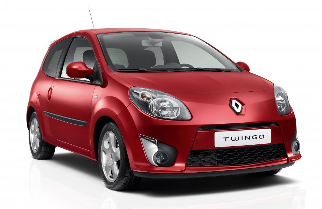 Renault verlost morgen 50 Twingo
