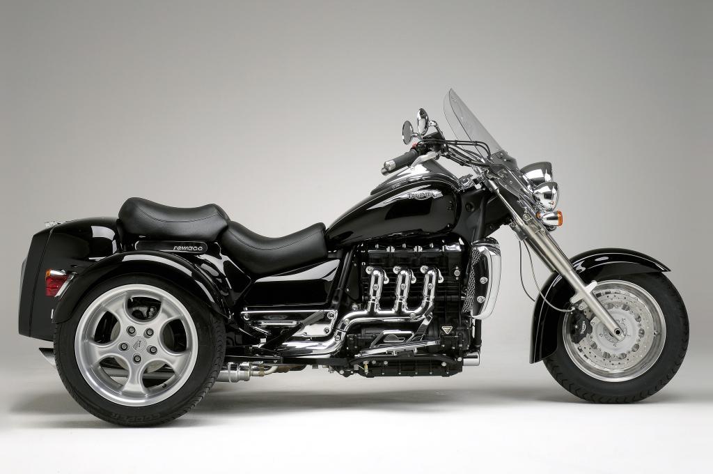 Rewaco baut Triumph Rocket zum Trike um - Bild(2)