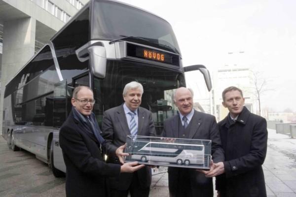 Setra liefert 47 Busse an die NÖVOG