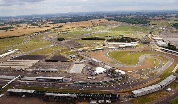 Silverstone im neuen Glanz: Aufrüsten für die Formel 1, umrüsten für die MotoGP