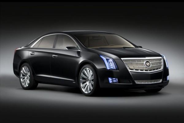 Studie des neuen Cadillac-Flaggschiffs