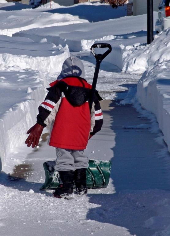 Tipp: Richtiger Umgang mit Eis und Schnee | Foto: Advocard Rechtsschutzversicherung AG