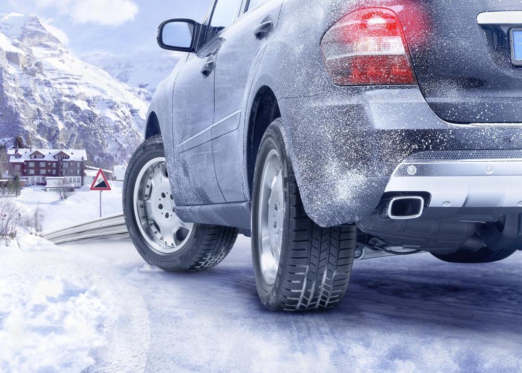 Tipp: Richtiger Umgang mit Eis und Schnee | Foto: Continental