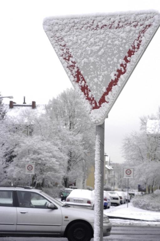 Tipp: Richtiger Umgang mit Eis und Schnee | Foto: DVR
