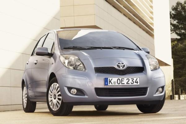 Toyota Yaris Life mit 800 Euro Preisvorteil