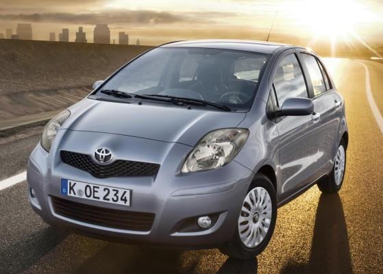 Toyota Yaris zum neuen Jahr überarbeitet