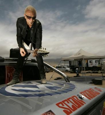 VW Amarok-Premiere mit Scorpions-Konzert