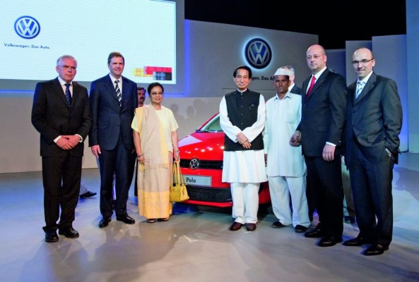 Volkswagen Group India ist Automobilunternehmen 2010