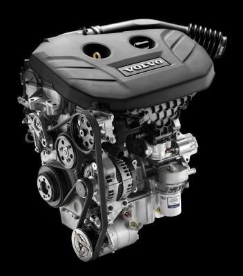 Volvo führt neuen 2,0-Liter-GTDI-Turbomotor ein