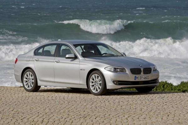 Vorstellung: Für BMW ist die neue 5er-Reihe ein Meilenstein